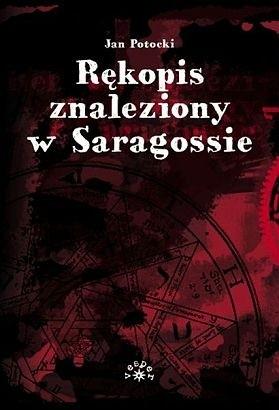Okładka książki Rękopis znaleziony w Saragossie