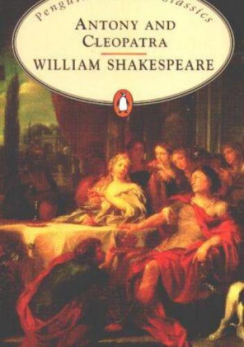 Okładka książki Antony and Cleopatra
