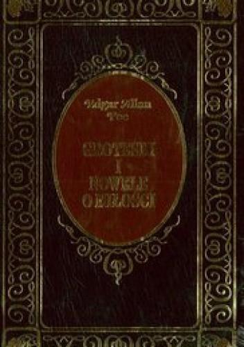 Okładka książki Groteski i nowele o miłości