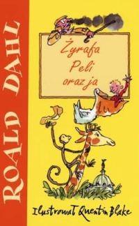 Okładka książki Żyrafa, Peli oraz ja