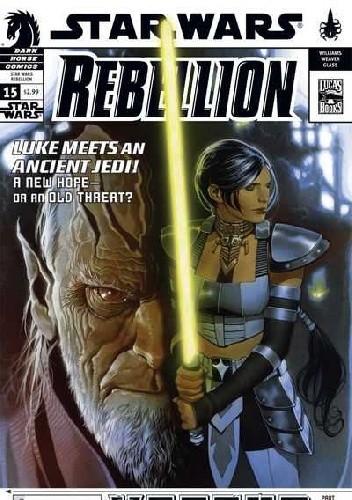 Okładka książki Star Wars: Rebellion #15