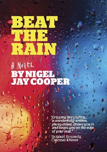Okładka książki Beat the rain