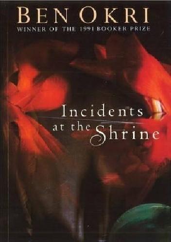 Okładka książki Incidents at the Shrine