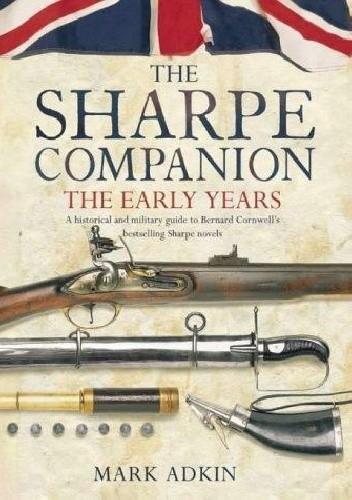 Okładka książki The Sharpe Companion: The Early Years