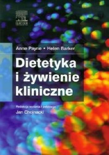 Okładka książki Dietetyka i żywienie kliniczne