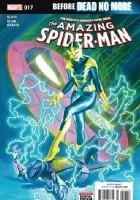 Amazing Spider-Man Vol 4 #17 - Before Dead No More - Part Two: Spark of Life