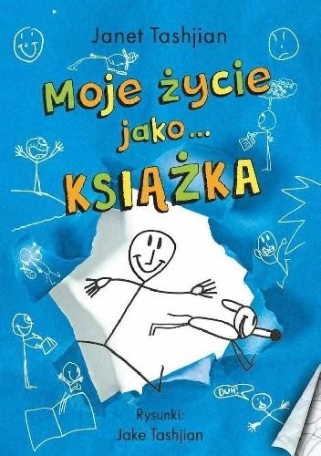 Okładka książki Moje życie jako książka