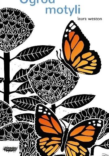 Okładka książki Ogród motyli