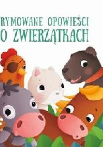 Okładka książki Karinek rączy koń. Rymowane opowieści o zwierzątkach