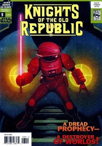 Okładka książki Star Wars: Knights of the Old Republic #5