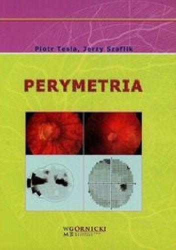 Okładka książki Perymetria