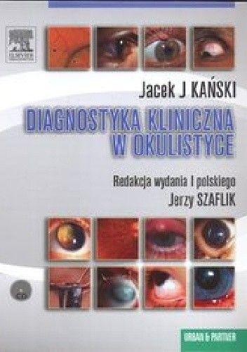 Okładka książki Diagnostyka kliniczna w okulistyce