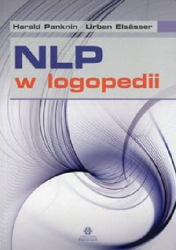 Okładka książki NLP w logopedii