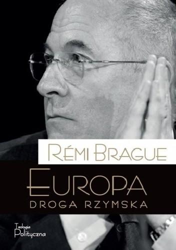 Okładka książki Europa, droga rzymska