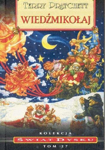 Okładka książki Wiedźmikołaj
