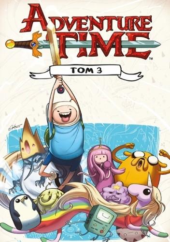 Okładka książki Adventure Time t. 3