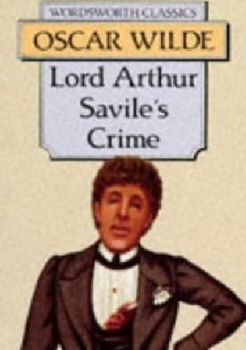 Okładka książki Lord Arthur Savile's Crime
