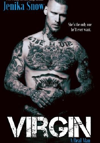 Okładka książki Virgin