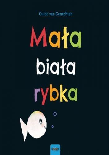Okładka książki Mała biała rybka