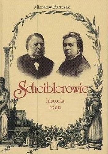Okładka książki Scheiblerowie