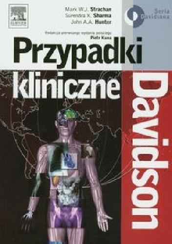 Okładka książki Davidson Przypadki kliniczne