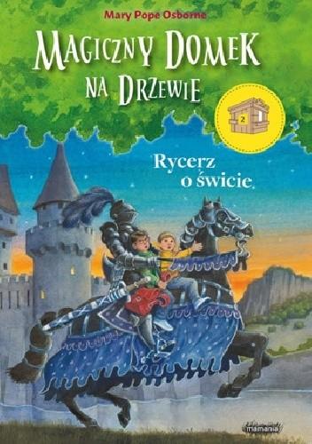Okładka książki Rycerz o świcie