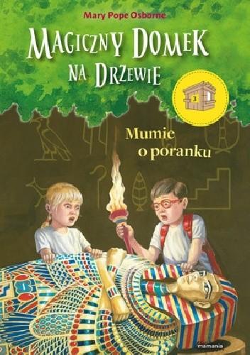 Okładka książki Mumie o poranku