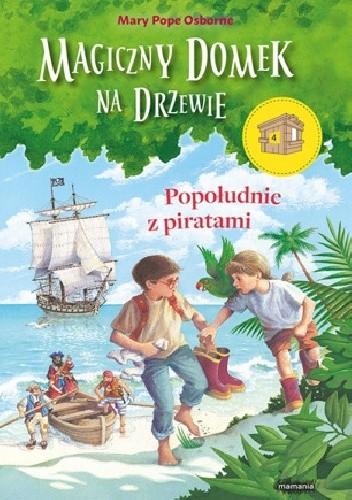Okładka książki Popołudnie z piratami
