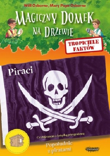 Okładka książki Tropiciele faktów. Piraci