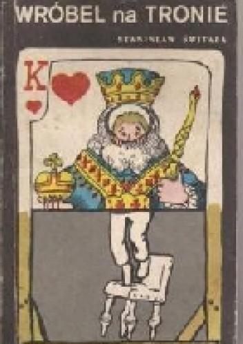 Okładka książki Wróbel na tronie