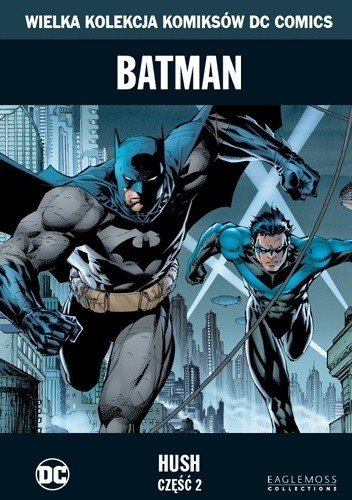 Okładka książki Batman: Hush - Część 2