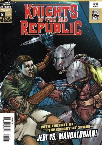 Okładka książki Star Wars: Knights of the Old Republic #8