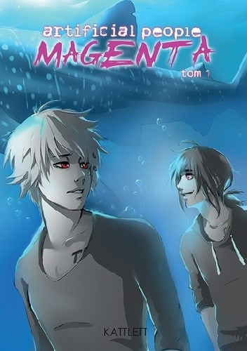 Okładka książki Artificial people: Magenta #1