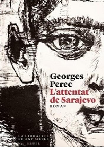 Okładka książki L'attentat de Sarajevo
