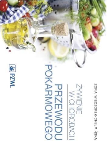 Okładka książki Żywienie w chorobach przewodu pokarmowego