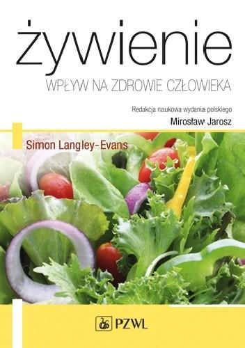 Okładka książki Żywienie. Wpływ na zdrowie człowieka