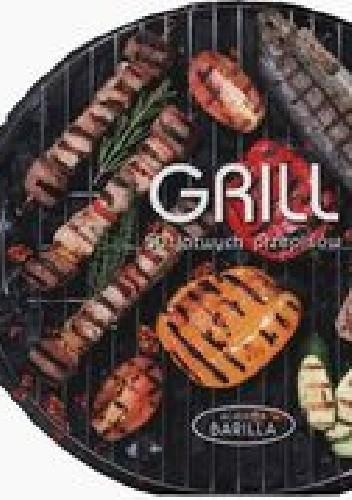 Okładka książki Grill 50 łatwych przepisów