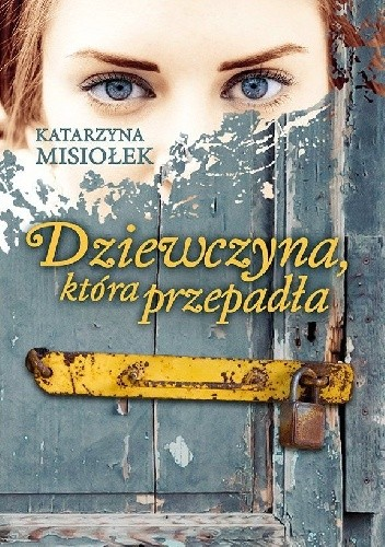 Okładka książki Dziewczyna, która przepadła