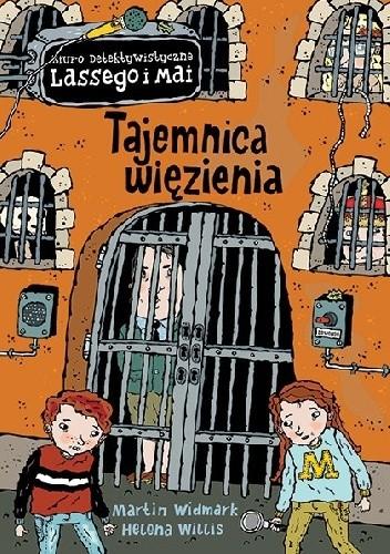 Okładka książki Tajemnica więzienia