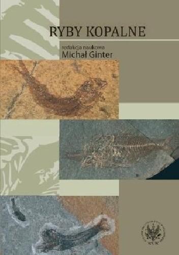 Okładka książki Ryby kopalne