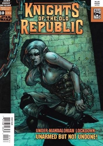 Okładka książki Star Wars: Knights of the Old Republic #10