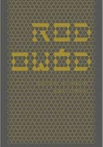 Okładka książki Rodowód