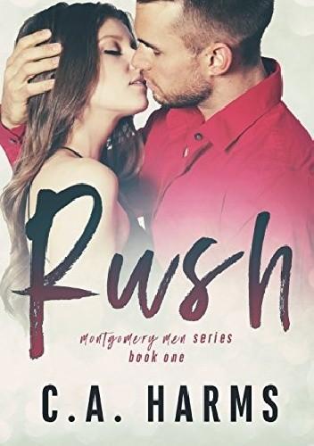 Okładka książki Rush