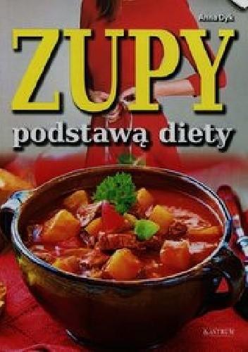 Okładka książki Zupy podstawą diety