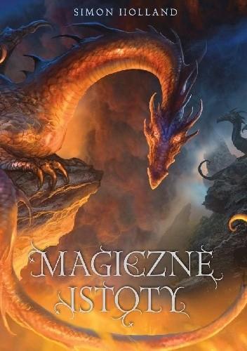 Okładka książki Magiczne istoty