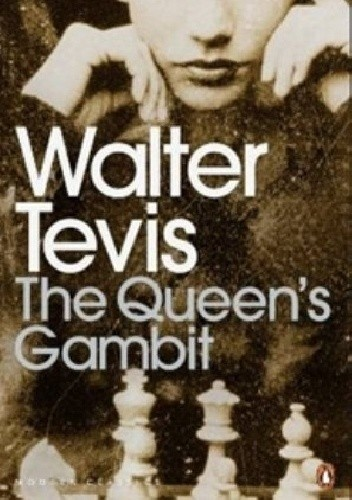 Okładka książki The Queen's Gambit