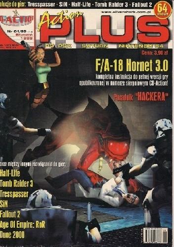 Okładka książki Action Plus 01/99 (11)