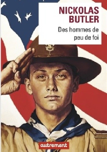 Okładka książki Des hommes de peu de foi