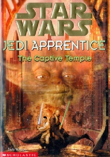 Okładka książki Jedi Apprentice: The Captive Temple