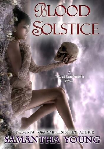 Okładka książki Blood Solstice